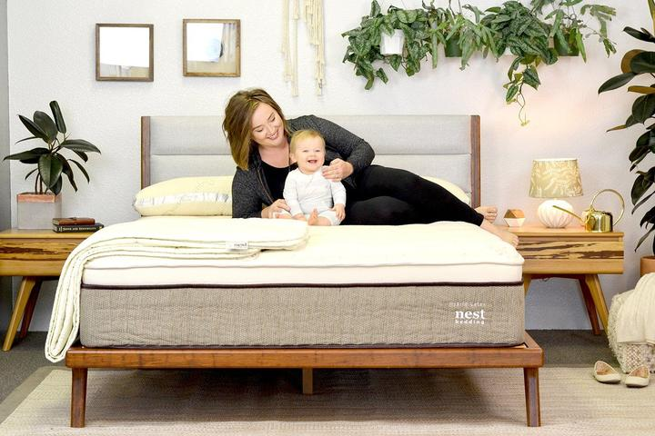 Nest Bedding and mattress