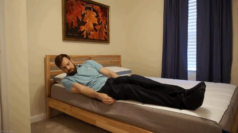 Nectar mattress edge support