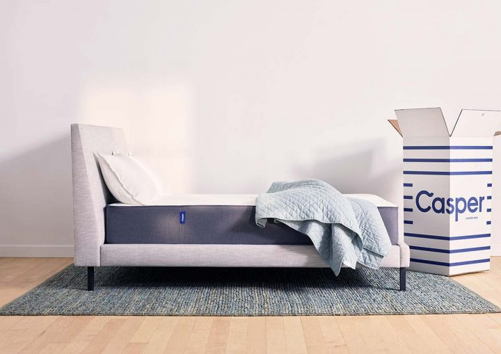 Casper Nova Hybrid Mattress Review | ASLReviews