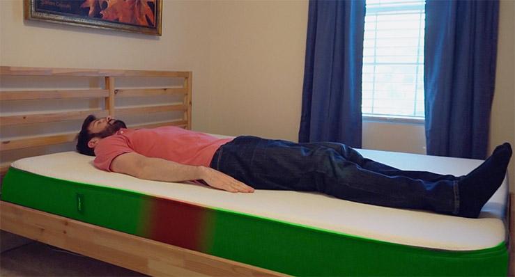 Casper mattress review by Jason Coleman