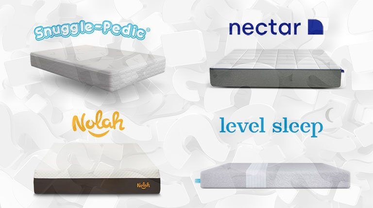 Top Rated Foam Mattress Comparison