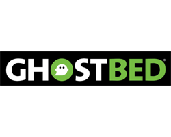 GhostBed mattress logo