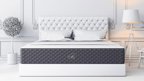 Puffy Lux mattress