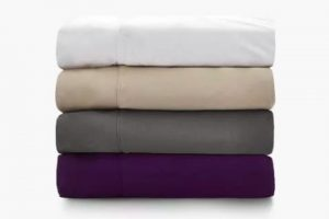 Purple bedsheets review
