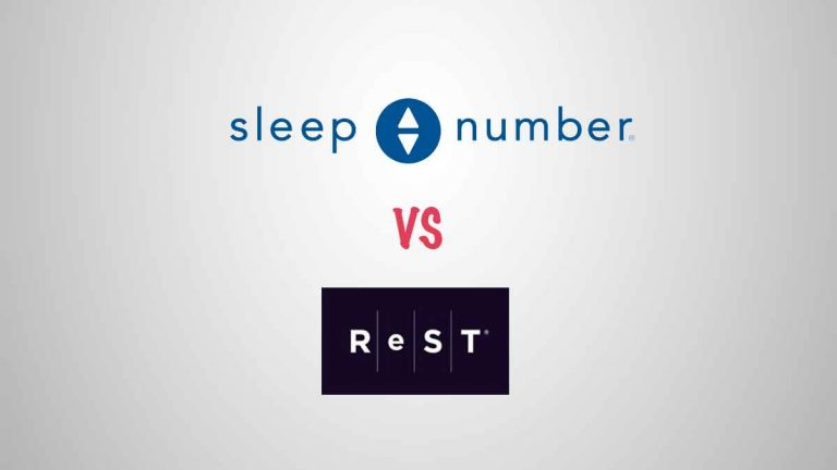 Sleep Number vs ReST Performance Smart Mattress Comparison