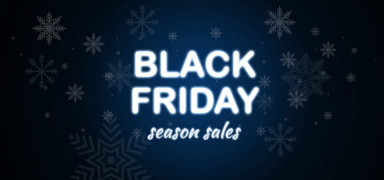 Black Friday Mattress Deals - seasonal banner