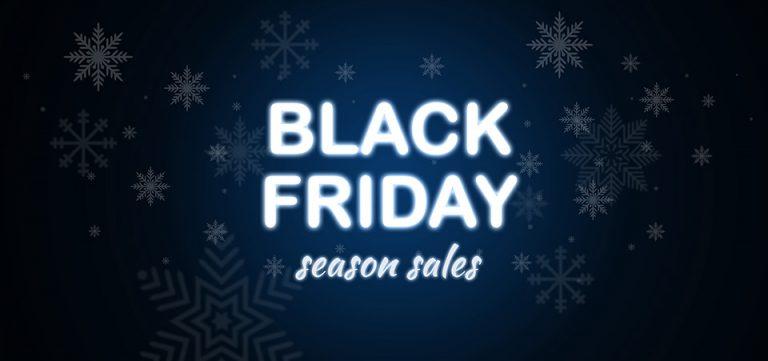 Black Friday Mattress Deals - seasonal banner
