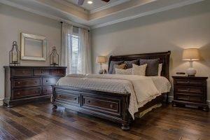 Best Hybrid Mattress image of bed