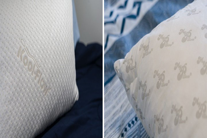 MyPillow vs. Snuggle-Pedic Pillow Review