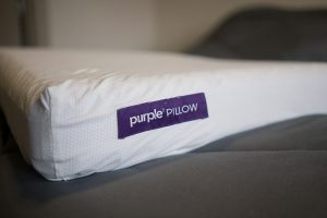 Purple pillow - Review