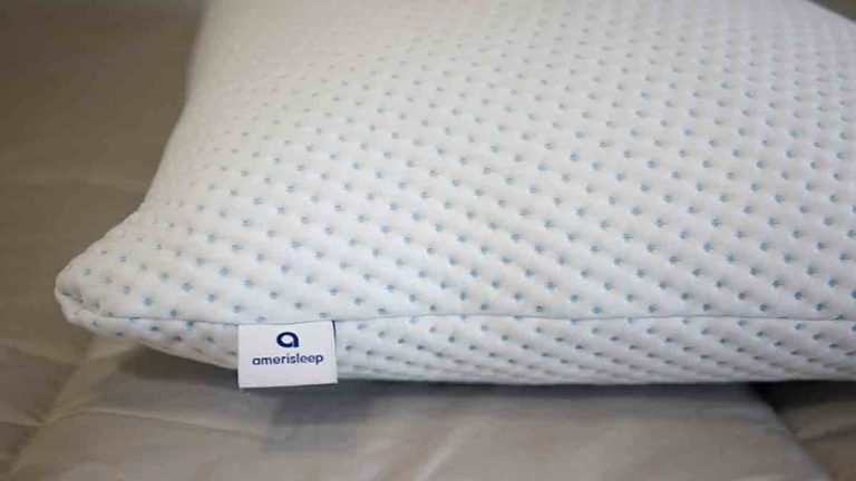 Amerisleep Pillow Review | Comfort Classic Pillow