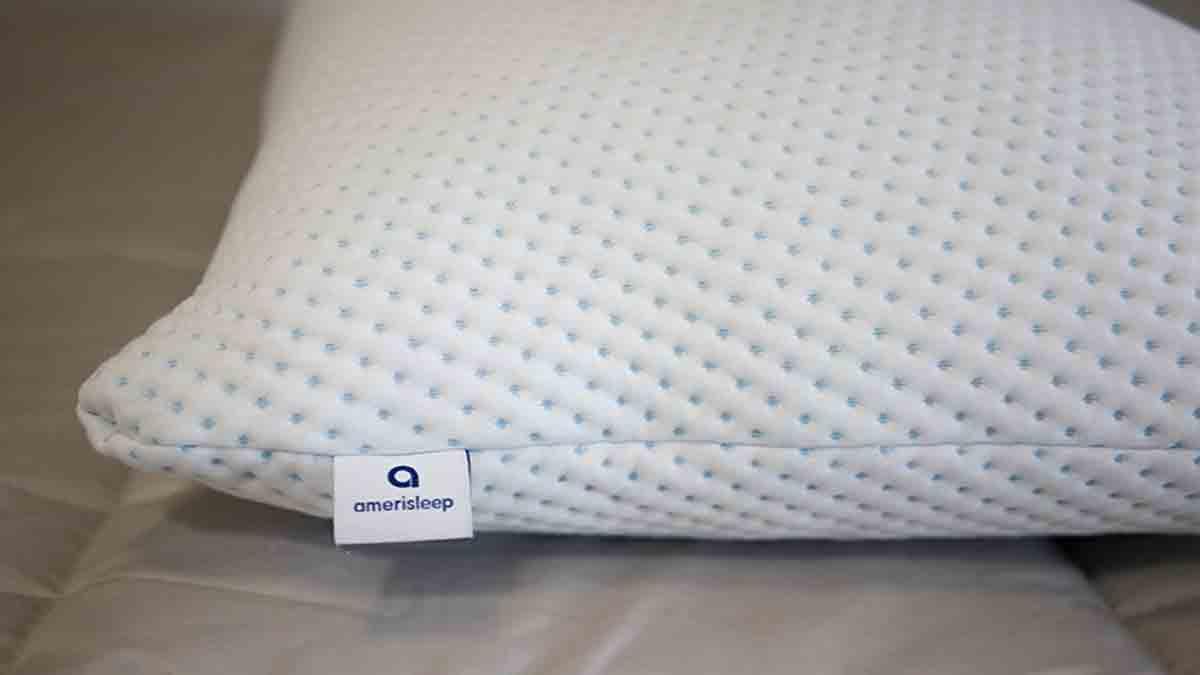 Amerisleep Pillow Review | Comfort Classic Pillow