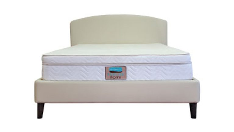 Natural Form Mattress Review (Health Series Euro)