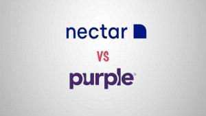 Nectar vs Purple mattress comparison