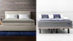 Sleep Number bed Vs Rest bed, mattress reviews