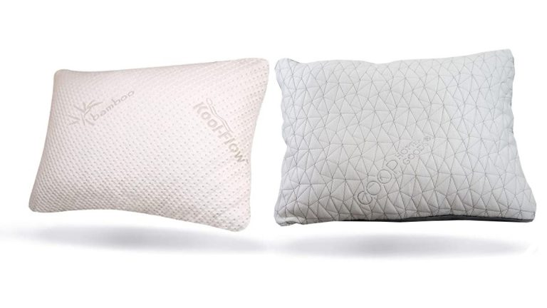 Snuggle-Pedic vs. Coop Eden | Pillow Comparison
