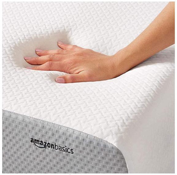 amazon basics mattress review