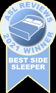 Best Side Sleeper award