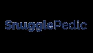 SnugglePedic logo