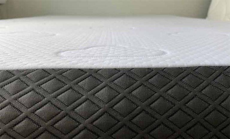 Puffy mattress cover