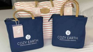 Cozy Earth Bamboo Bed Sheets and Bedding