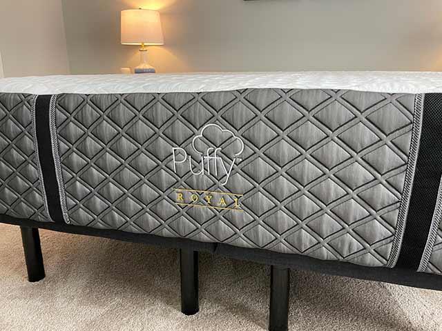 Puffy Royal Hybrid mattress review